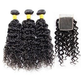 Virgin peruvian hair hand weft reviews ombre peruvian hair lace peruvian human hair with closure grade 8a virgin hair extensions water wave lace closure 44 hand tied density 130 swiss lace pmusecretfo Image collections