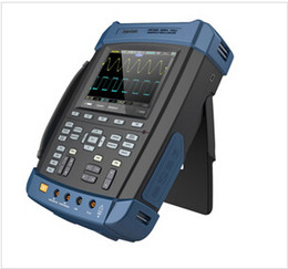 Wholesale Tft 2ch - Wholesale-DSO-1072E Handheld 70MHz 2CH 1GSa s 2M Memory Depth DMM USB 5.6 Inches TFT LCD 640x480 IP51