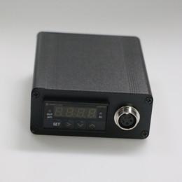 VAPECODE D kit de clou électrique E digital Coil Coil PID Dab Clou en titane s'adapte à des tuyaux d'eau en verre de 10/14 / 18mm pour cire ? partir de fabricateur
