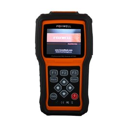 Wholesale Abs Airbag Scanner Tools - Foxwell NT500 VAG Scanner Diagnostic Scan Tools OBDII All Systems Including Engine Airbag ABS A T OBD2 Car Diagnostic Tool