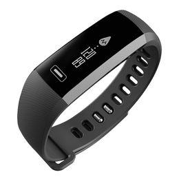 Wholesale Blood Pressure Pulse Oximeter - Original R5 PRO Smart wrist Band Heartrate Blood Pressure Oxygen Oximeter Sport Bracelet Watch intelligent For iOS Android