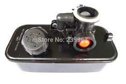 Wholesale Briggs Stratton Tools - Carburetor assy fuel tank assembly for Briggs &Stratton 10A900 10G900 10H900 10T500 10 CID engine # 494406 498809 497929