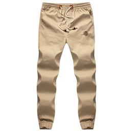 Wholesale Harem Pants Summer - Wholesale-Large Size M-5XL 2015 New Design Casual Vintage Fashion Beam Foot Men Pants Summer Fashion Mens Joggers Harem Pants Men 4 Color