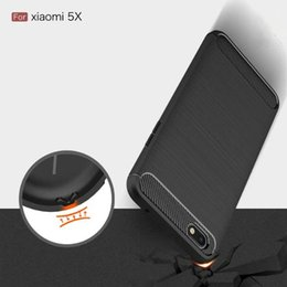 Wholesale Perfect Chinese - Slim Shockproof Phone Protection cover Case for Xiaomi Mi 5X Case Luxury Original Perfect Cover Shell for Xiaomi Mi5X cover case