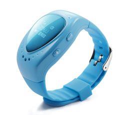 Wholesale Multi Color Mini Hearts - Waterproof Mini gps watch baby Go GPS Watch kids gps tracker SOS Emergency Anti Lost Smart Mobile Phone App Bracelet Wristband