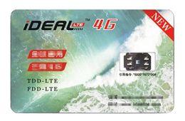 Wholesale Iphone Gpp - New iDeal Unlock Turbo Sim Card for iPhone X 8 7 6S 6 Plus + 5S SE 5 LTE GPP R