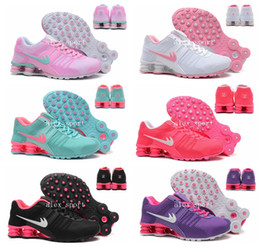 Wholesale Shox Athletic - 2016 Hot Sale Drop Shipping Famous Shox Womens Athletic Sneakers Sports Running Shoes Eur Size 36-40