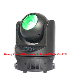 Wholesale Rgbw Led Moving Head Beam - Hot sale Mini LED Moving Head Light 60W RGBW 4in1 Super Beam 15CH 17CH With CE RoHs