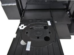 Wholesale Brand New Printers - Brand New Original DVD Disk Printing Tray Compatible For Epson T50 L800 Printer CD Holder High Quality Wholesale Cheap Price