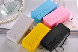 Wholesale Perfume Power Bank Emergency - Hot Selling Perfume Portable Mobile Power Bank 5600 Mah Rechargeable Charger Universal for Iphone Samsung Emergency