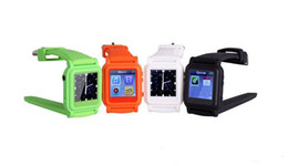 Wholesale photo buildings - Student Watch Exam Cheating Watch built-in 4GB memory 10 Line TXT Ebook MP4 Watch Multilingual Music Video Photo MP4 player black