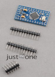 Wholesale Pro Mini Module Atmega328 - Wholesale-1PCS Pro Mini Module Atmega328 5V 16M For Arduino Compatible Nano high quality