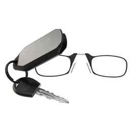 Wholesale Reading Glasses Strengths - Keychain Reading Glasses 1.00 1.50 2.00 2.50 Strength- Black  Red  Blue  Brown Frame