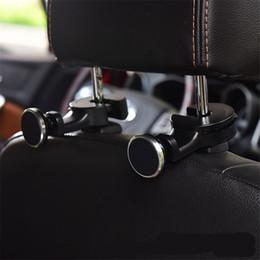 suportes grossos de metal pequeno Desconto O suporte magnético da tabuleta da montagem universal da cabeceira do carro do carro está o suporte para o suporte do telefone do carro de Samsung Huawei Xiaomi