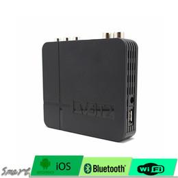 Wholesale Terrestrial Receiver Tv - MINI HD DVB-T2 K2 STB MPEG4 DVB T2 Digital TV Terrestrial Receiver Support USB HDMI Set Top Box For RUSSIA Europe Columbia