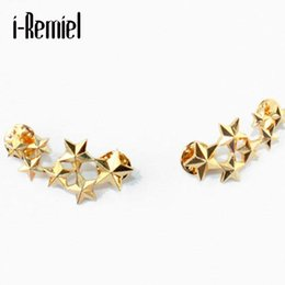Wholesale Asian Hijab Wholesalers China - 2017 Star Limited New Arrival Broche Brooches For Hijab Male Brooch Corsage Big Dipper Retro Suit Collar Pin Badge Jewelry