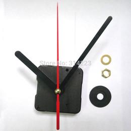часы 16 Скидка Оптовая продажа 10set новый кварцевые часы движение для ремонта механизма часов Diy часы запчасти аксессуары Вал 16 .5mm Jx027