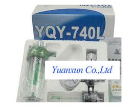 Wholesale Oxygen Inhaler - Wholesale-Oxygen inhaler oxygen meter factory YY740L Regulator Oxygen Regulator