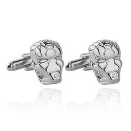Wholesale Iron Man Cuff Links - 2016 Iron Man Cuff Links cufflinks for shirts French cufflinks Cufflink For Mens Wedding Cuff Links zj-0903777