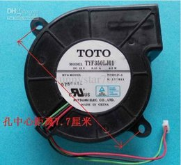 Wholesale Computer Fan Screen - TYF350LJ01 7025 Cooling Fan With 12V 0.35A 4.2W 3Wire For DLP Large Screen Projector