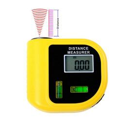 Al por mayor-caliente 1Pc CP-3010Telémetro láser de mano Medidor de distancia por ultrasonidos Meter Range Finder Hot Arrival Nuevo desde fabricantes