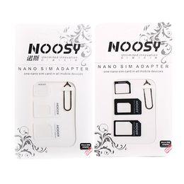 standard-sim-karte handys Rabatt SIM Standard Adapter Karte Eject Micro Nano Fach Slot Pin 4 in 1 Halter für iPhone 6 Plus Andriod Phone