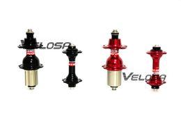 Wholesale Novatec A271sb F372sb - Novatec A271SB F372SB road bike hubs, novatec 271 372 sealed bearing hubs, 20 24 holes fee shipping