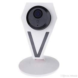 Wholesale Intelligent Vision - Baby Monitor Wireless IP Camera WiFi Portable Security 812D 3D Intelligent Noise Reduction Night Vision Encryption Mini Camera +B