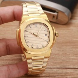 Wholesale Parrot Glass - AAA quality classic luxury brand rose gold men's watch new parrot series of mineral tempered glass mirror 38mm classic noble