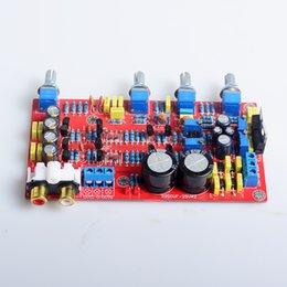 Wholesale Pre Mixer - J74+K170+A970+C2240 Tone plates (Marantz circuit) Preamp mixer board Pre-amplifier board for HIFI amplifier