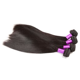 Wholesale Human Hair Weave Brands - NEW 10A 100% Unprocessed Peruvian Hair 10 Bundles 100% Human Hair Weave Brands Peruvian Hair Free Shipping Diva hair