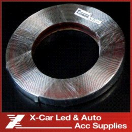 Wholesale Windows Mouldings - 15mmX15m Car Chrome Styling Moulding Trim Strip Auto Body Window Exterior Decoration Car Accessories Tool Freeshipping M26095