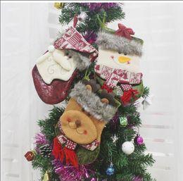 Wholesale Christmas Soccer Socks - Good quality Winter new medium size Christmas socks For Christmas Kids Like To celebrate the happy festival