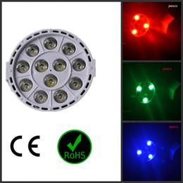 Wholesale Mini Led Par Can - 2016Newest LED mini par light Par Can 12pcs*3W RGBW 8CH For Stage Light Dsico light Nightclub Light
