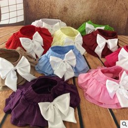 Wholesale Zebra Girl Skirts - Butterfly Girls tutu skirts 2016 New Bowknot Ruffle Tiered Baby Mini Skirts Summer Fashion Toddler Skirt Babies Clothes 6183