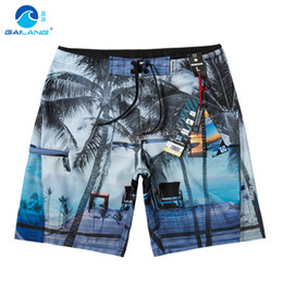 Wholesale Moda Mens - Wholesale-Men's Bermuda surf board shorts streth printed water QUICK DRY swimwear swimsuit prancha de surf bermudas mens surf moda p