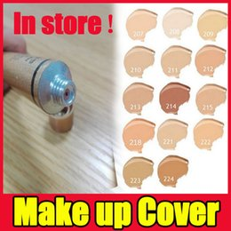 Wholesale Dhl Base - 14 colors Make up Cover 30g Primer Concealer Base Professional Face Makeup Foundation Contour Palette Makeup Base Free DHL