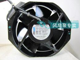 Wholesale High Temperature Ball Bearings - Original German ebmpapst W2E142-BB01-A9 230V fan belt all-metal high temperature sensor