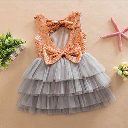 Wholesale Girls Tulle Tutu Big - Big Girls Wedding Dress Girls Princess Dresses Big Girl Dresses Size 8Y-14Y Baby Skirts 2016 Summer New Arrival