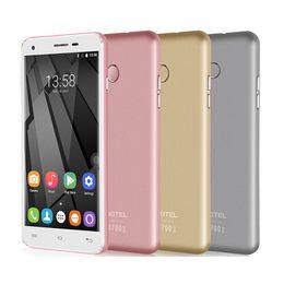 Оригинальный Oukitel U7 Plus Quad Core 4G LTE сотовый телефон 5,5-дюймовый экран HD с отпечатком пальца MT6737 Android 6,0 2G + 16G 2500mAh разблокированный телефон от