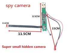 Wholesale Spy Cameras Sound - High Quality Spy Pen Camera module with long lens DVR Video Sound Recorder with Micro SD Card Camera Hidden Microphone DVR