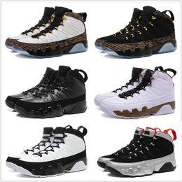 Wholesale Wedge Boots Online - Wholesale Retro 9 Basketball Shoes Men Cheap Retro IX Boots Online 100% Original Sneakers Hot Sale Sport Shoes Free Drop Shipping