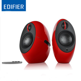Wholesale Music Home Theater - Wholesale- Edifier e25HD Luna Eclipse HD Bluetooth Wireless speaker Home Theater Party Speaker Sound System 3D stereo Music