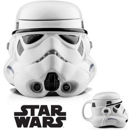 Wholesale New Star Wars D Mug Cup Darth Vader Stormtrooper Iron Man Mug Creative Cups And Mugs Coffee Tea Cup Office Home