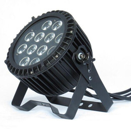 Wholesale Led Uv Light Flat - Free shipping Factory direct CE RoHs UL Listed 12x18W Flat RGBAW+UV 6 in 1 Waterproof LED Par Lights