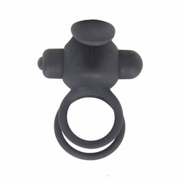Wholesale Sex Toys Vibrating Cock - Cockring Sex Products for Men Penis Ring Vibrator Adult Sex Toys for Couples Vibrating Cock Ring
