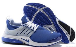 Wholesale Eur Size 46 - New 2017 Air Presto BR Oreo Jogging Sneakers Air Presto For Mens Running Shoes Size 40-46 Eur