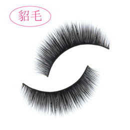 Wholesale Fasle Eyelashes - 2016 New Mink Eyelashes Long Fasle Eyelashes Crisscross Thick Mink False Eye Lashes 1#-15# Free Shipping