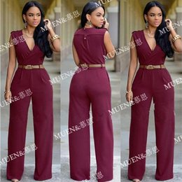 Wholesale Women S Jumpsuit Splits - New arrival Sexy Jumpsuits For Women Printed Black White Sleeveless Jumpsuits big girl Rompers Drop shipping