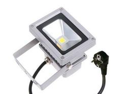 Argentina Reflector de 12V 10W LED Reflectores impermeables al aire libre RGB Blanco cálido Blanco frío Proyector Lámparas de pared 16 colores que cambian con control remoto Suministro